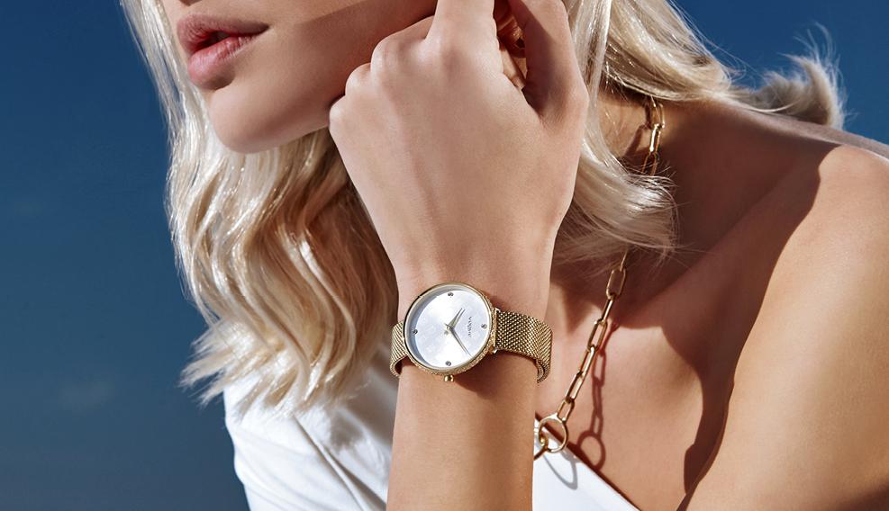 Γυναικεία ρολόγια με μπρασελέ